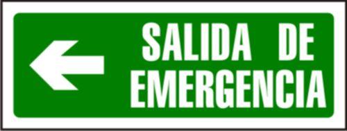 Salidas Emergencia Salida de Emergencia Izquierda