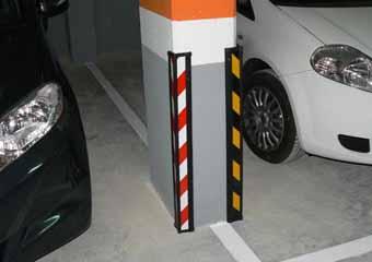 Protección aparcamiento